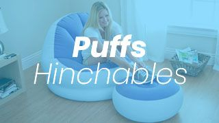 puffs hinchables